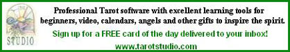 Professional Tarot Software and so much more.